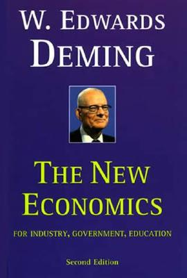 The New Economics By Deming, W. Edwards